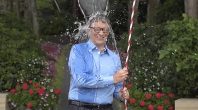 El Ice Bucket Challenge