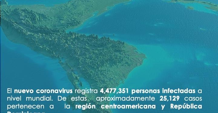 Países de Centroamérica inician con cautela la reapertura económicapos-COVID-19